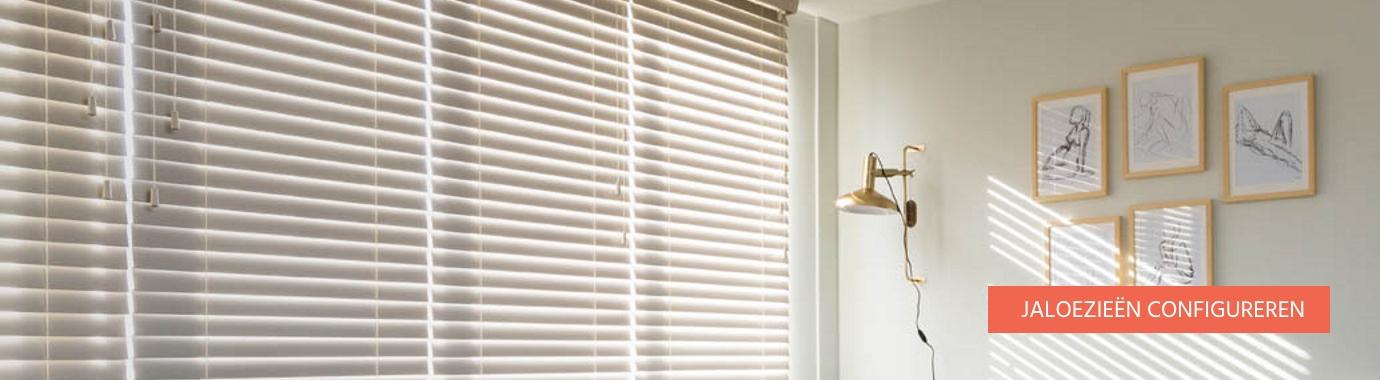 Configureer JASNO blinds
