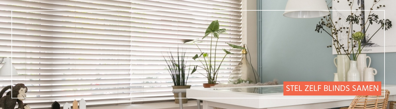 Configureer JASNO blinds